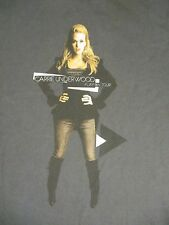 S gray CARRIE UNDERWOOD PLAY ON TOUR t-shirt unbranded