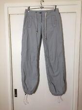 "Emporio Armani Authentic Ladies Nautical Striped Pants Size US 6 UK 10 W30"" EUC"