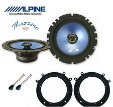 ALPINE SXE-17C2 Kit 2 casse CITROEN JUMPY III FIAT SCUDO PEUGEOT EXPERT SUPP/CON