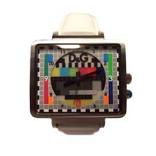 Dolce & Gabbana D&G Medicine Man Watch DW0513 NEW White Band
