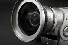 0.38X Wide Angle Lens with Macro for DIGITAL VIDEO CAMERAS High Definition