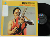 George Freeman funk LP New Improved Funk on Groove Merchant