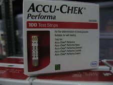 Accu-Chek Performa 100 Test Strips - Expiry: 30 November 2019 - Made in USA