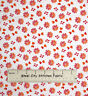 Timeless Treasures Monica C9060 Daisy Flower Toss White Cotton Fabric YARD