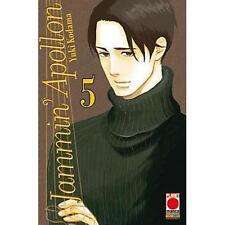 JAMMIN APOLLON 5 (DI 10) - PLANET MANGA - NUOVO - YUKI KODAMA