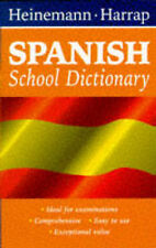 Heinemann Harrap Spanish School Dictionary (Heinemann-Harrap school dictionaries