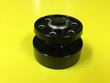 Custom Blk Spool with  Hole for Vtg Abu Cardinal 54 & 154 Spinning Reel.