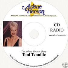 Toni Tennille Radio Interview 4 segments 25 minutes CD