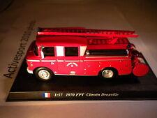 Del Prado Mundo Fuego Motores-Francia 1970 FPT Citroen drouville (code15)