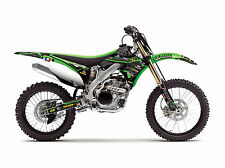 1999 2000 2001 2002 KX 125 250 GRAPHICS KIT KAWASAKI KX125 KX250 DECO DECALS