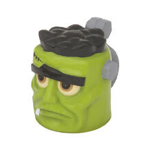 FRANKENSTEIN MONSTER Topsy Turvy ceramic Mug Halloween Upside Down Fun NEW