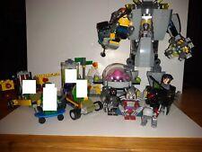 Turtles TMNT Lego 79100, 79105 & 79118 (excludes 4x turtle mini figures)