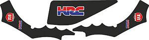 Montesa 4RT Trials Bike HRC  Frame protector /air box decals/stickers