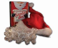 Santa Claus in-A-Box Kit : Everything You Need to Dress Like Santa &Make Your...
