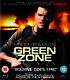 Green Zone Blu-Ray | Matt Damon | Action-Thriller | 2010