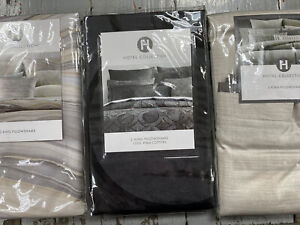Hotel Collection 2 King Pillow Sham Sets