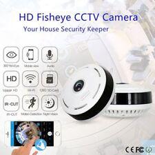 fc13d8f195f 1080P V380 360 degree Panoramic Fisheye Wifi Baby