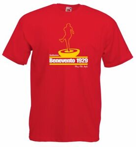T-shirt Maglia J1508 Benevento Ultras Calcio Subbuteo