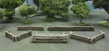 28MM EAST FRONT/MANNERHEIM LINE LOG DEFENCES - PAINTED TO COLLECTOR'S STANDARD