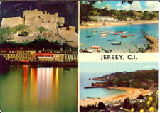 Channel Islands: Jersey Multiview - Posted 1979