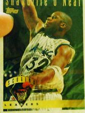 New listing Early 1990 Topps Shaquille O'Neal #6 Magic Jersey 32