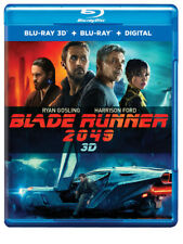 Blade Runner 2049 (Blu-ray 3D + Blu-ray + Digital) Ryan Gosling, Harrison Ford