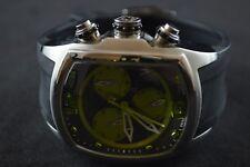 Invicta Lupah Collection Revolution Chronograph Black Rubber Men's Watch 6099