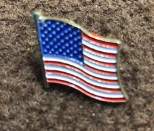 American Flag Lapel Pin Ships From USA!