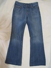 Citizens of Humanity Faye #003 Low Waist Full Leg Stretch Jeans 28 X 31 CUTE