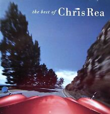CHRIS REA the best of (CD compilation) greatest hits, soft rock, pop rock