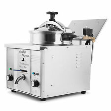 AUTOMATIC PRESSURE FRYER 16L HEATER CERAMIC COOKER 3000W 8PSI CHICKEN FRYER