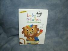 Baby Einstein : Baby Newton- All About Shapes (DVD, 2005)   [No User Guide]