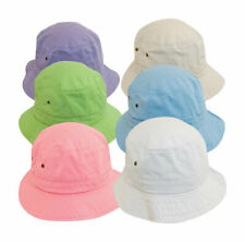 Dorfman Pacific  Bucket Hat  Assorted Colors  Youth
