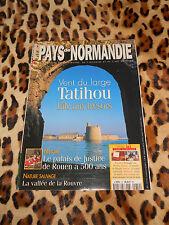 Lot de 29 magazines PAYS DE NORMANDIE 1996-2011