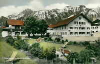 Ansichtskarte Hopferau im Allgäu Gasthaus Hirsch  (NR. 815)