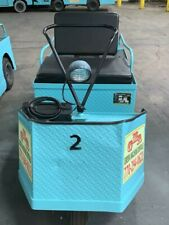 New listing Cushman Electric Cart 24 V. Runs Excellent. Keycode Operated with Usb Outlet