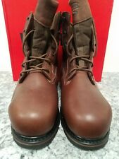 """New listing Wolverine W03513 Novack Insulated Waterproof leathe 8"""" work boots (Final Price)"""