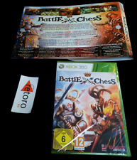 BATTLE CHESS Xbox 360  PAL NEW Nuevo Precintado xbox360 Multi9