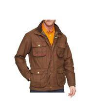 Barbour Winter New Utility Wax Jacket/Coat BARK MWX0827 Size XL BNWT