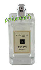 Jo Malone  Wood Sage & Sea Salt Tster 3.4/3.3oz/100ml Cologne Spray New No  Box