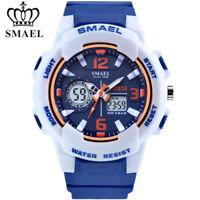 SMAEL Sport Watch Boy LED Digital Chronograph Watches Girl Electronic Wristwatch