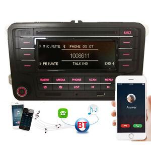 VW Car Stereo RCN210 BT CD SD MP3 USB AUX TOURAN TIGUAN PASSAT POLO CADDY GOLF