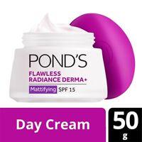 Pond's Flawless Radiance Derma+ SPF 15 PA+++ Mattifying Day moisturiser 50 g