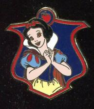 Princess Crest Mystery Collection Snow White Disney Pin 90909
