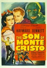 THE SON OF MONTE CRISTO 1940 Adventure Drama Movie Film PC iPhone INSTANT WATCH