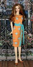 Going Shopping Dress & Sash for 45.5cm Iplehouse Fid Dolls