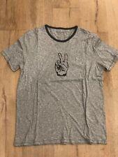 John Varvatos Peace Sign T-Shirt