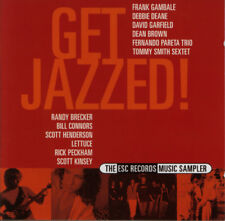 Get Jazzed vol. 1  (Randy Brecker, Bill Connors, Scott Henderson