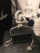 Genuine Thomas Sabo 'Snake Karma Bead' RRP£49 Current Design, Boxed