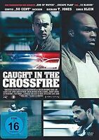 Caught in the Crossfire - mit 50 Cent - FSK 16 - DVD - NEU & OVP